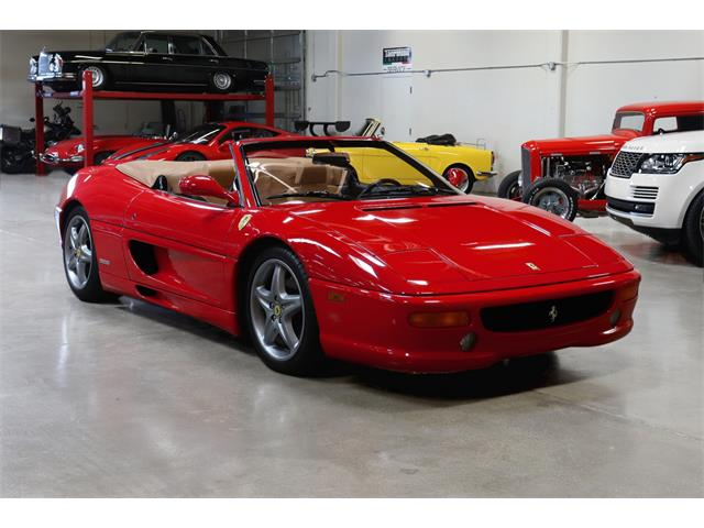 1999 Ferrari 355 (CC-1449860) for sale in San Carlos, California
