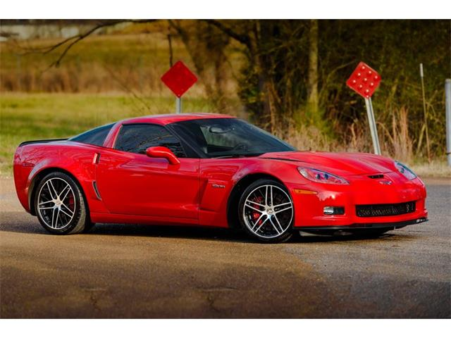 2009 Chevrolet Corvette (CC-1449862) for sale in Collierville, Tennessee