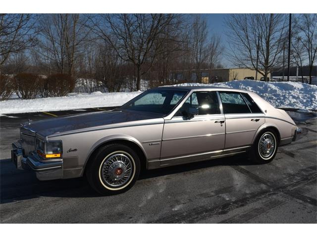 1981 Cadillac Seville (CC-1449865) for sale in Elkhart, Indiana