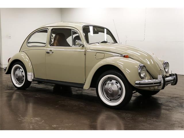 1968 Volkswagen Beetle (CC-1449870) for sale in Sherman, Texas