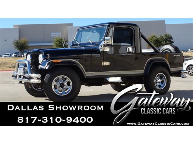 1983 Jeep CJ8 Scrambler (CC-1440988) for sale in O'Fallon, Illinois