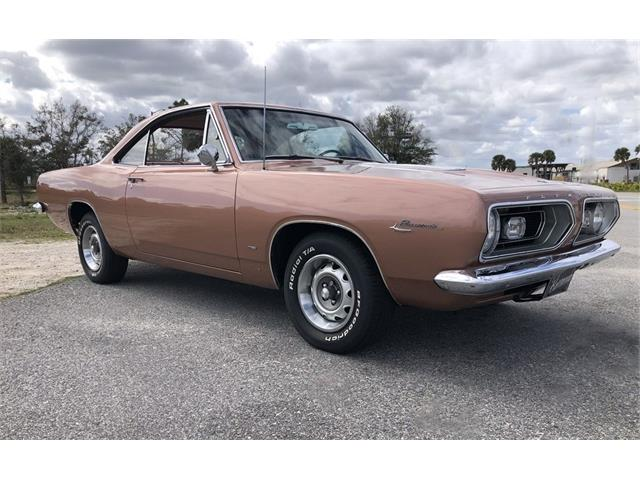 1967 Plymouth Barracuda (CC-1449883) for sale in Melbourne, Florida