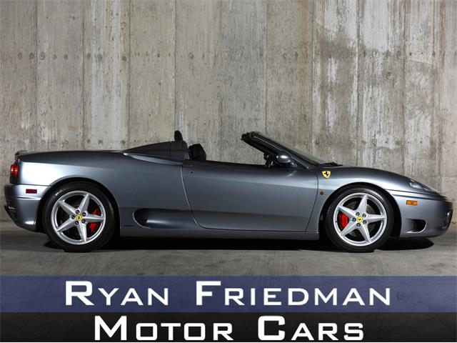 2003 Ferrari 360 Spider (CC-1449900) for sale in Valley Stream, New York