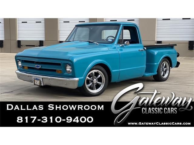 1967 Chevrolet C10 (CC-1449912) for sale in O'Fallon, Illinois