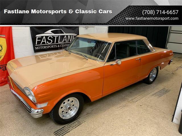 1963 Chevrolet Nova (CC-1449920) for sale in Addison, Illinois