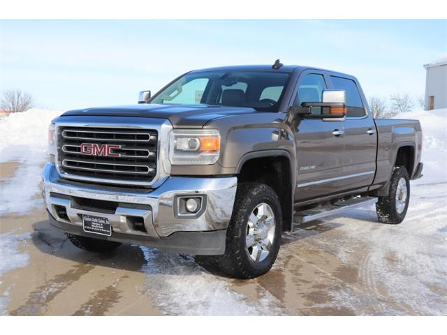 2015 GMC 2500 (CC-1440994) for sale in Clarence, Iowa