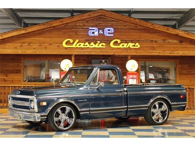 1969 Chevrolet C10 (CC-1449945) for sale in New Braunfels , Texas