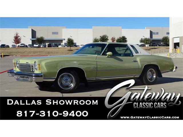 1974 Chevrolet Monte Carlo (CC-1449964) for sale in O'Fallon, Illinois