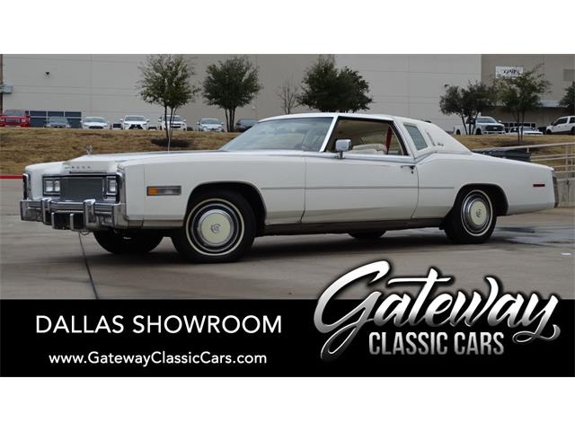 1977 Cadillac Eldorado (CC-1449966) for sale in O'Fallon, Illinois