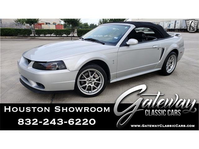 2001 Ford Mustang (CC-1449983) for sale in O'Fallon, Illinois