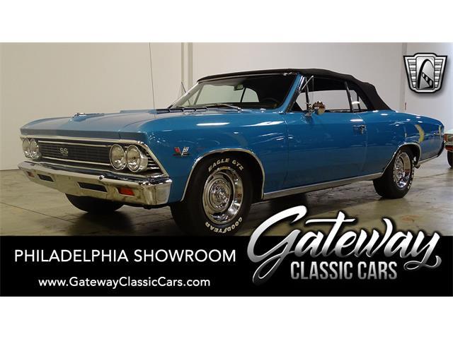 1966 Chevrolet Chevelle (CC-1451001) for sale in O'Fallon, Illinois