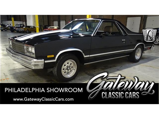 1985 Chevrolet El Camino (CC-1451007) for sale in O'Fallon, Illinois