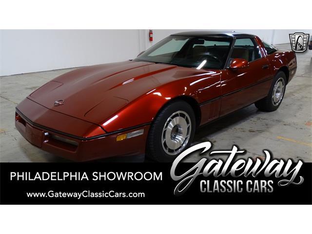 1987 Chevrolet Corvette (CC-1451017) for sale in O'Fallon, Illinois