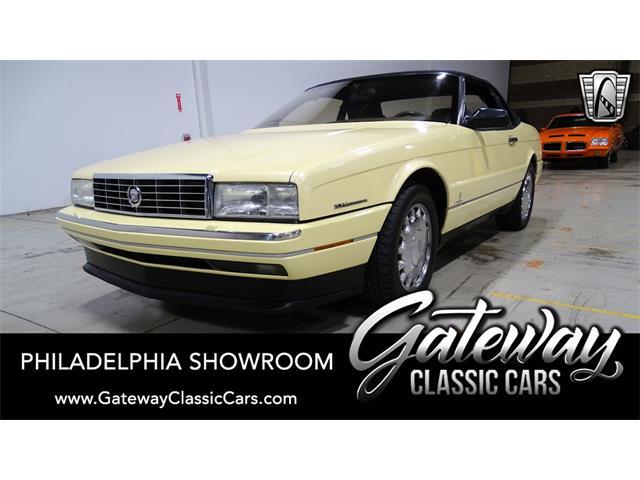 1993 Cadillac Allante (CC-1451021) for sale in O'Fallon, Illinois