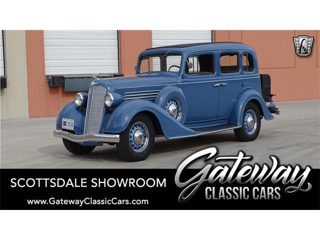 1934 Buick 4-Dr Sedan (CC-1451036) for sale in O'Fallon, Illinois