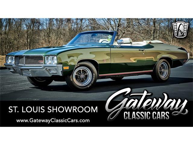 1970 Buick Gran Sport (CC-1451040) for sale in O'Fallon, Illinois