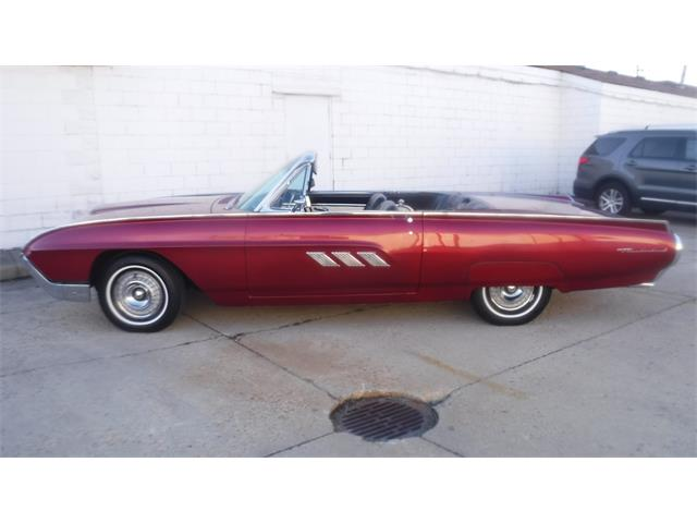 1963 Ford Thunderbird (CC-1451042) for sale in MILFORD, Ohio