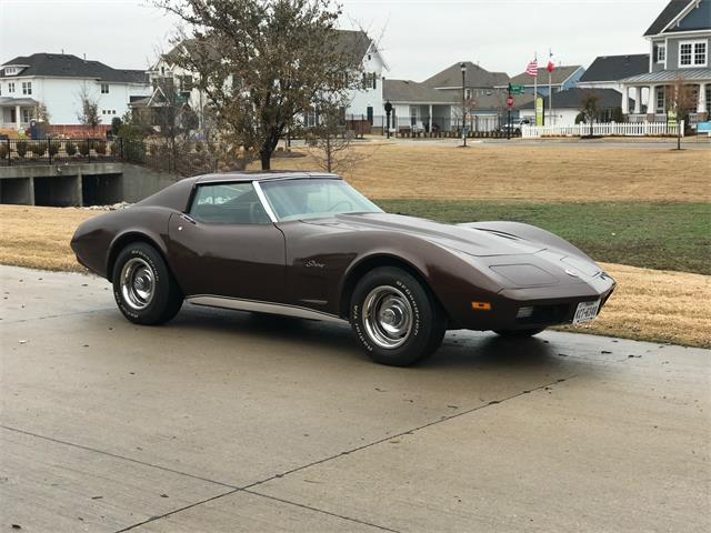 1974 Chevrolet Corvette (CC-1451044) for sale in McKinney, Texas