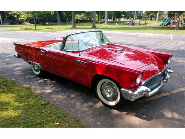 1957 Ford Thunderbird (CC-1451051) for sale in Anderson, Indiana