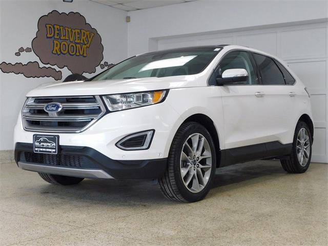 2017 Ford Edge (CC-1451065) for sale in Hamburg, New York