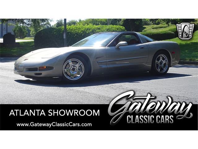 1998 Chevrolet Corvette (CC-1451069) for sale in O'Fallon, Illinois