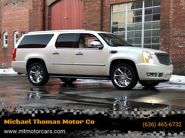 2008 Cadillac Escalade (CC-1451096) for sale in Saint Charles, Missouri