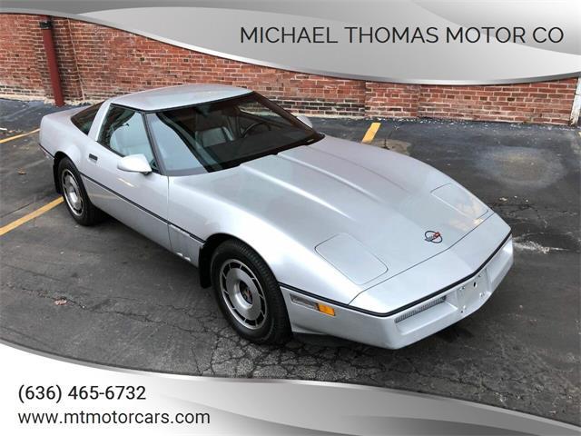 1984 Chevrolet Corvette (CC-1451101) for sale in Saint Charles, Missouri