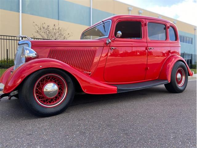 1934 Ford Sedan (CC-1451104) for sale in Clearwater, Florida