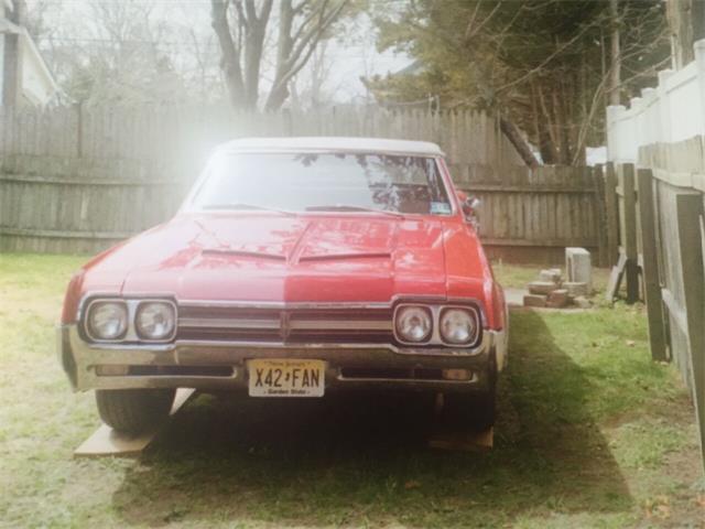 1966 Oldsmobile Cutlass (CC-1451111) for sale in San Luis Obispo, California