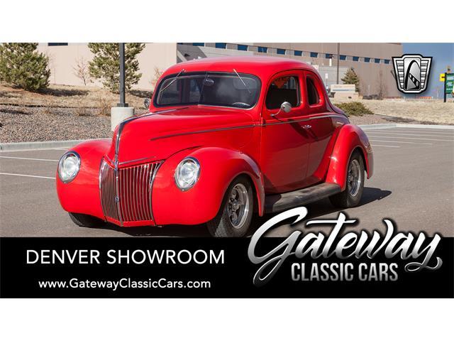 1939 Ford Coupe (CC-1451115) for sale in O'Fallon, Illinois
