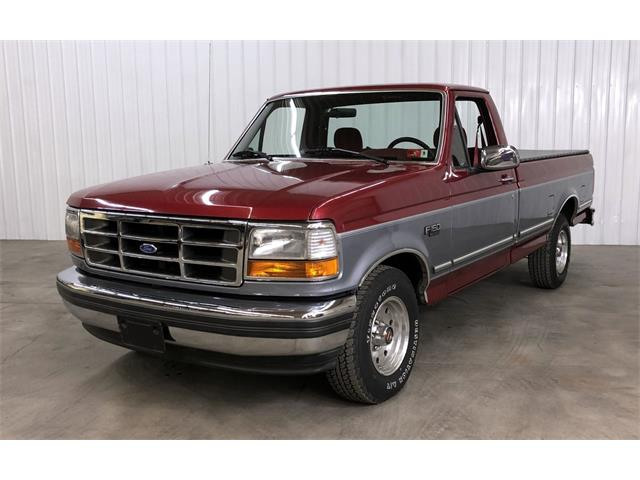 1994 Ford F150 (CC-1451125) for sale in Maple Lake, Minnesota
