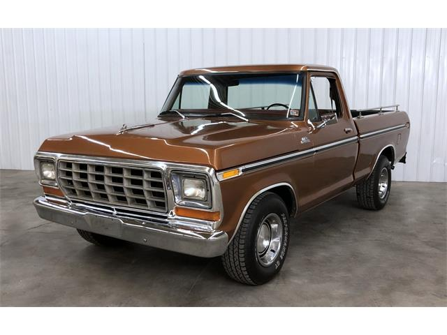 1978 Ford F150 (CC-1451127) for sale in Maple Lake, Minnesota