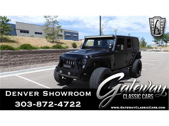 2016 Jeep Wrangler Rubicon (CC-1451140) for sale in O'Fallon, Illinois