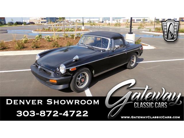 1980 MG MGB (CC-1451154) for sale in O'Fallon, Illinois