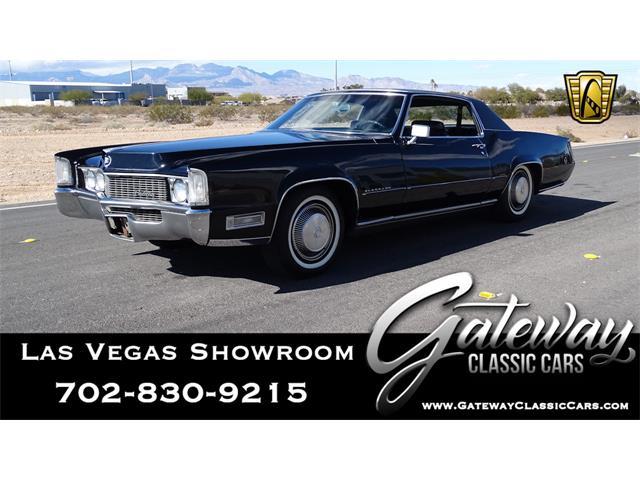 1969 Cadillac Eldorado (CC-1451184) for sale in O'Fallon, Illinois