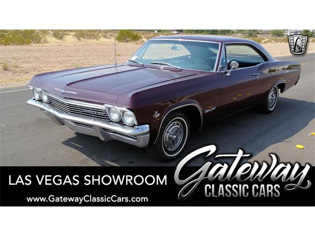 1965 Chevrolet Impala (CC-1451195) for sale in O'Fallon, Illinois