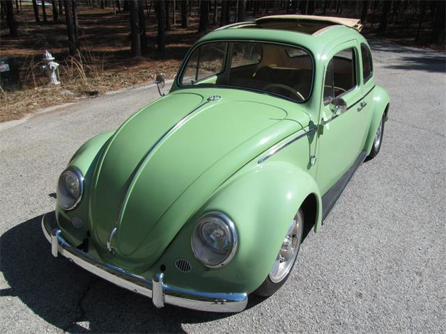 1963 Volkswagen Beetle (CC-1450122) for sale in Fayetteville, Georgia