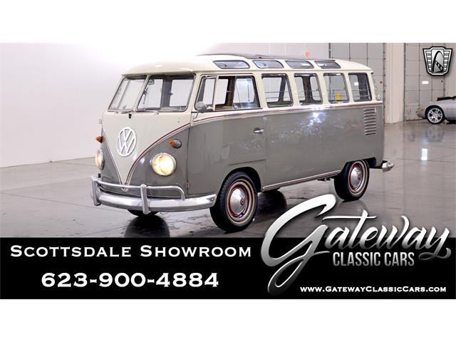 1958 Volkswagen Samba (CC-1451221) for sale in O'Fallon, Illinois