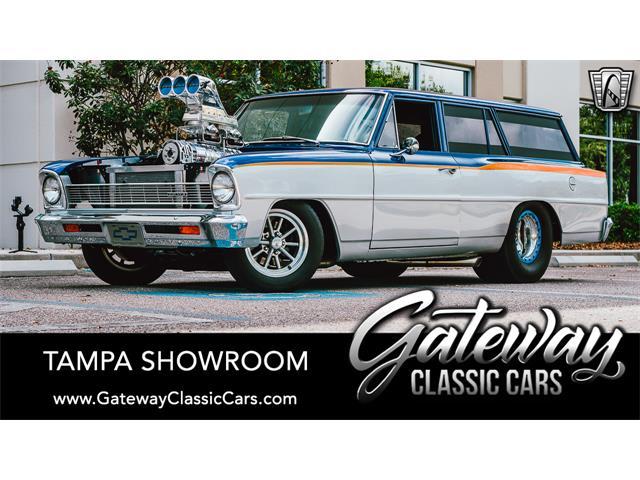 1966 Chevrolet Nova (CC-1451260) for sale in O'Fallon, Illinois