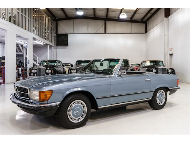 1971 Mercedes-Benz 350SL (CC-1451294) for sale in SAINT ANN, Missouri