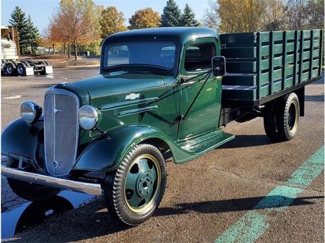 1936 Chevrolet 1-1/2 Ton Pickup (CC-1451302) for sale in LAKE ORION, Michigan