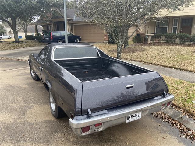 1977 Chevrolet El Camino (CC-1451316) for sale in Spring, Texas