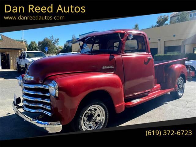 1947 Chevrolet 3/4-Ton Pickup (CC-1451318) for sale in Escondido, California