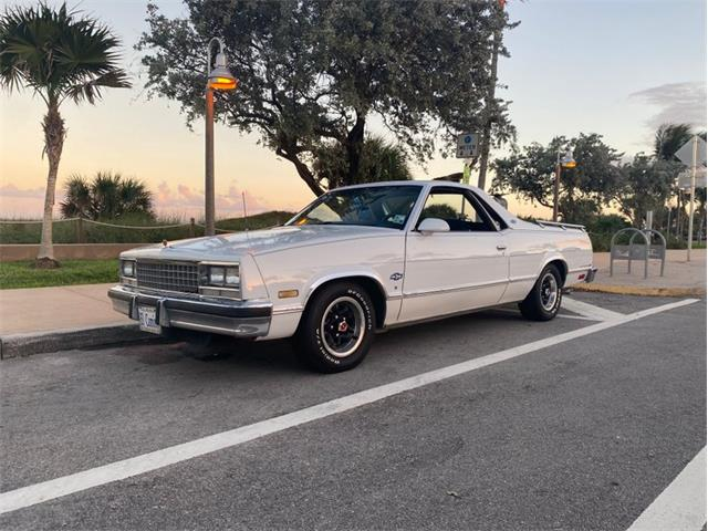 1987 Chevrolet El Camino (CC-1451326) for sale in Delray Beach, Florida