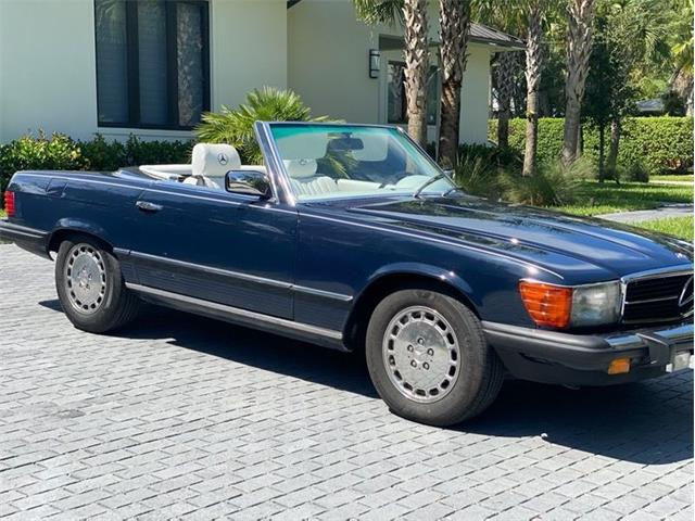 1984 Mercedes-Benz 380 (CC-1451327) for sale in Delray Beach, Florida