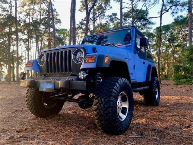 1998 Jeep Wrangler (CC-1451328) for sale in Delray Beach, Florida