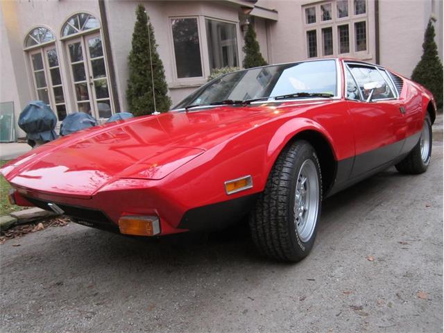 1971 De Tomaso Pantera (CC-1450133) for sale in Toronto, Ontario