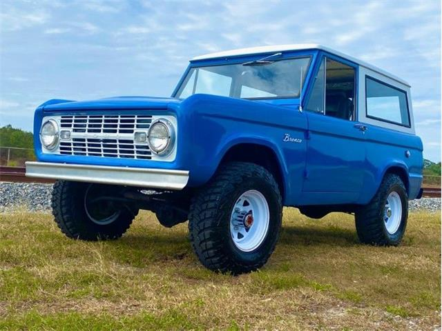 1977 Ford Bronco (CC-1451341) for sale in Delray Beach, Florida