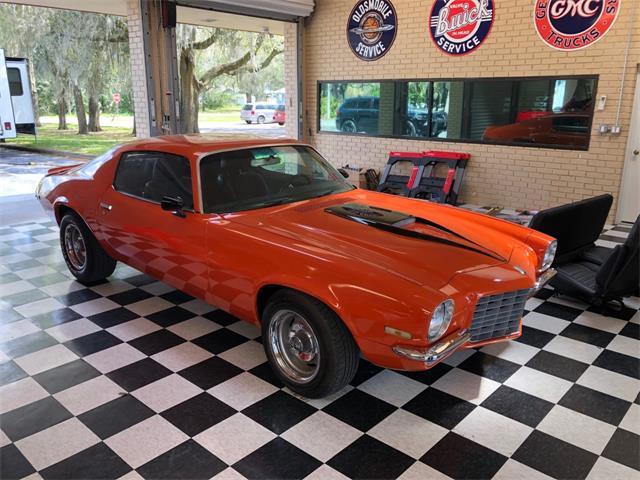 1972 Chevrolet Camaro (CC-1451342) for sale in Dade City, Florida