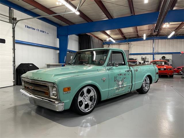 1968 Chevrolet C10 (CC-1451346) for sale in North Royalton, Ohio